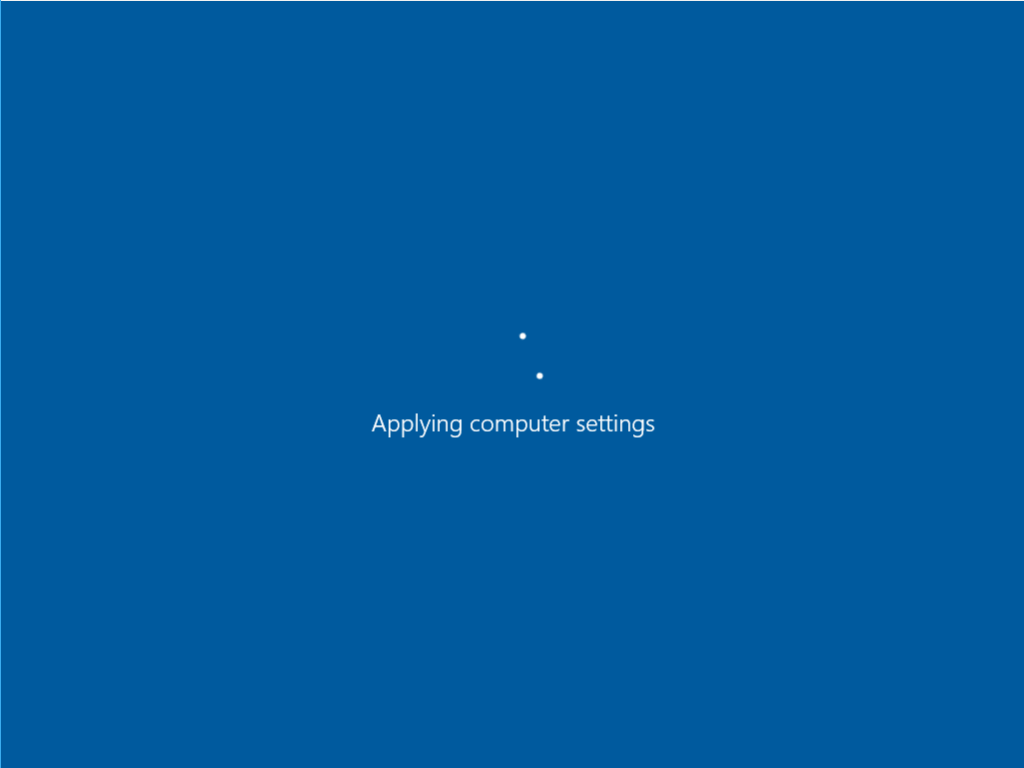 Windows Reboot