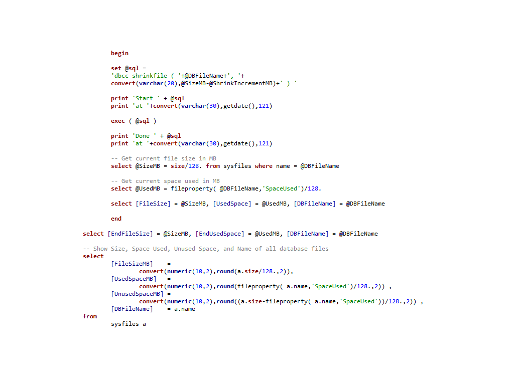 Why use WHERE 1=1 in SQL Queries